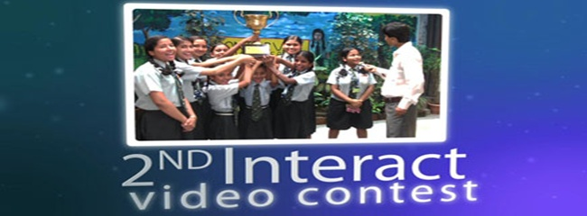 Second annual Interact video contest