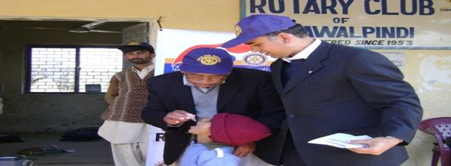 World Polio Day – Activities