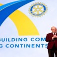 The RI president's monthly message February 2011 Rotary DNA! This Rotary year features a culture of innovation in which we are looking at all aspects of our policies, practices, and […]