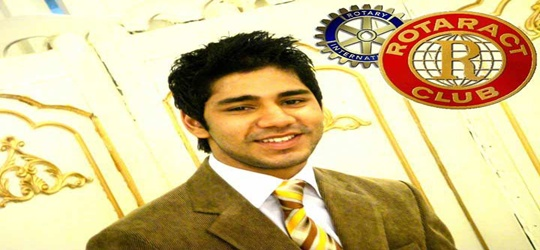 Rotaract Club of Rawalpindi Meeting 4th – January – 2011