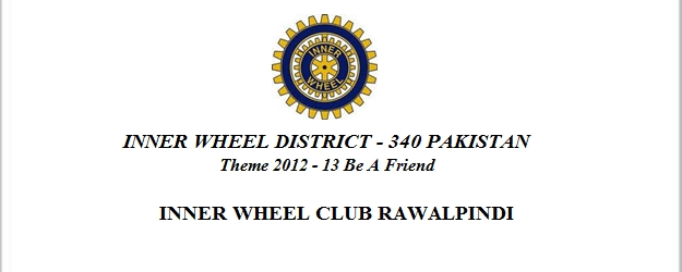 Inner Wheel Club Rawalpindi – July Activities