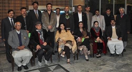 Dinner Reception By Rtn. Sardar Khan Niazi