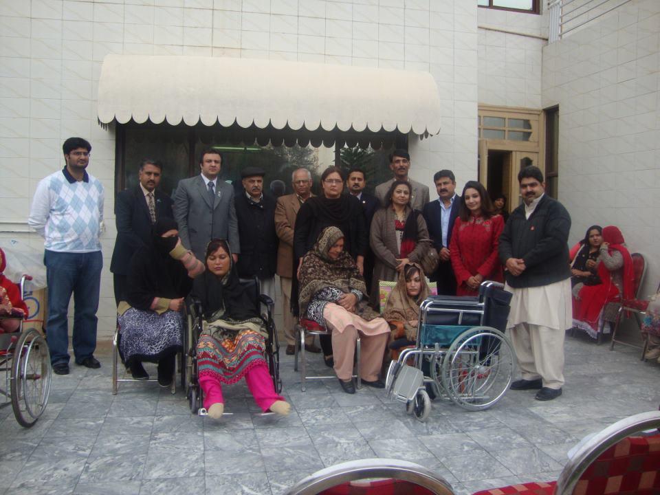 Darakhshan Visit – RC Rawalpindi