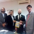 Regular meeting of RC Rawalpindi was held at Rawalpindi Gymkhana on Monday 17th March 2014. President Rashid Mashkoor presided over the meeting. Rtn. Bernie Gallent from Rotary Club of DuPont...