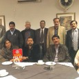 Rotary club Rawalpindi's weekly meeting presided by Rtn Rashid Mashkoor and Secretary Rtn Abdul Mannan Khan. Dr. Sarwat AC from WHO and Dr. Benazeer PEO Rawalpindi from WHO were the […]