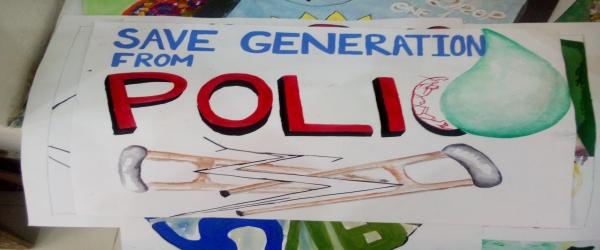 RC Rawalpindi – Polio Free Pakistan