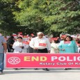 World Polio Day Celebrations Rotary Club of Rawalpindi organised End Polio Now Awareness Walk and Polio Drops Administration at Saint Mary's Academy, Lalazar, Rawalpindi on Thursday 23rd October in connection...