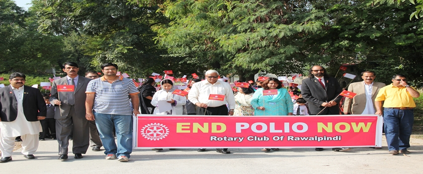 World Polio day Celebrations