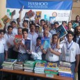 Rotary Club of Rawalpindi and Hashoo Foundation distributed books to Saint Mary's Academy, Lalazar, Rawalpindi in a ceremony held at Saint Mary's Academy, Lalazar, Rawalpindi in June 2015. Rotary Books...