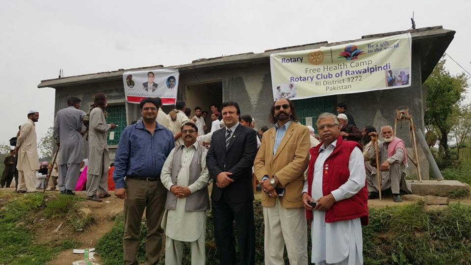 Free Medical Camp – Baral AJK
