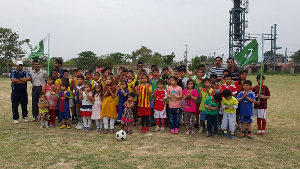 Boys & Girls Football Summer Camp – Morgah