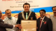 64th Installation Ceremony of Rotary Club of Rawalpindi was held on 31st July, 2016 at Pearl Continental Hotel, Rawalpindi. Chief Guest of the ceremony was Mian Humayun Pervez (President Rawalpindi […]