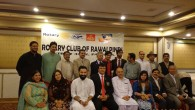 Regular meeting of Rotary Club of Rawalpindi was held on Monday 22nd August, 2016 at Shalimar Hotel, Rawalpindi. President Waseem Riaz Malik presided over the meeting which was attended by […]