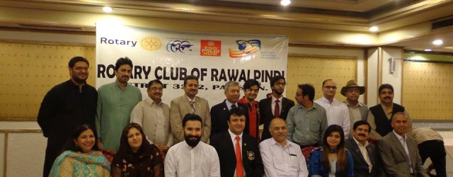 Regular meeting of Rotary Club of Rawalpindi was held on Monday 22nd August, 2016 at Shalimar Hotel, Rawalpindi. President Waseem Riaz Malik presided over the meeting which was attended by...