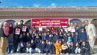 RC Rawalpindi took part in the ongoing SNIDs campaign by organizing Polio drops administration activity at Apex School System, Sanghori Sarwar Shaheed, Tehsil Gujjar Khan on Tuesday 19th December, 2017....